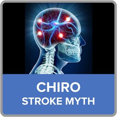 Chiro Stroke Myth